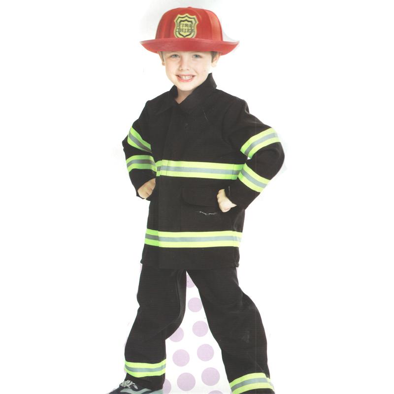 child fire fighter halloween costume - Fireman Halloween