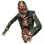 3 D Zombie Wall Decoration