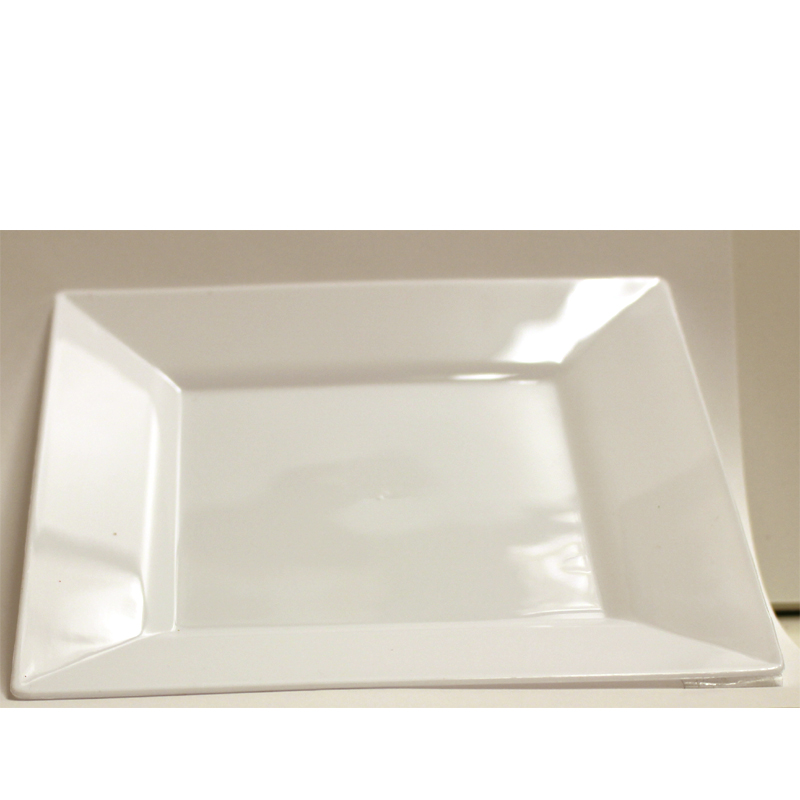 White Square Plastic Plates - 10 Pack  sc 1 st  Cappelu0027s & Buy Square Plastic Plates - Cappelu0027s Costumes and Party Supplies