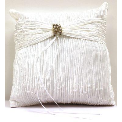 """7"""" Square Ring Bearer Pillow"""