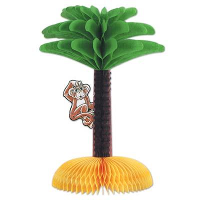 Luau Centerpiece Palm Tree