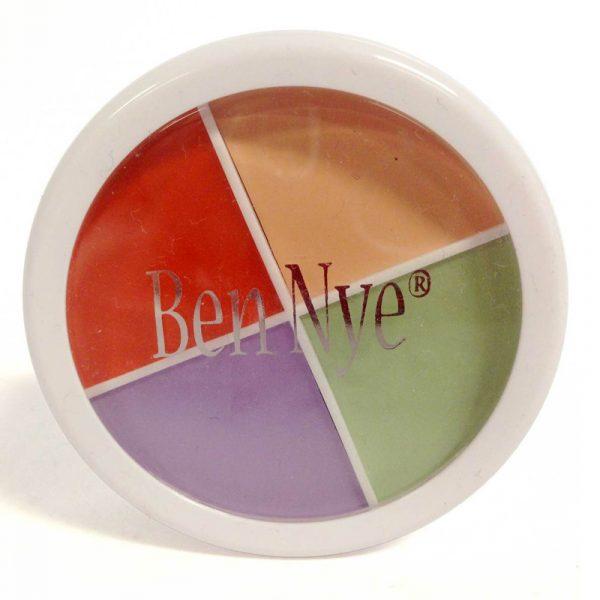 Ben Nye 4-Color Corrector Wheel