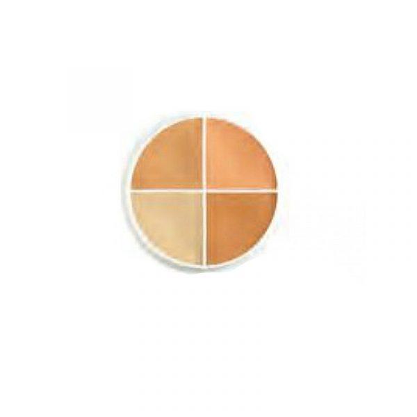 Ben Nye Conceal-All 4 Color Wheel