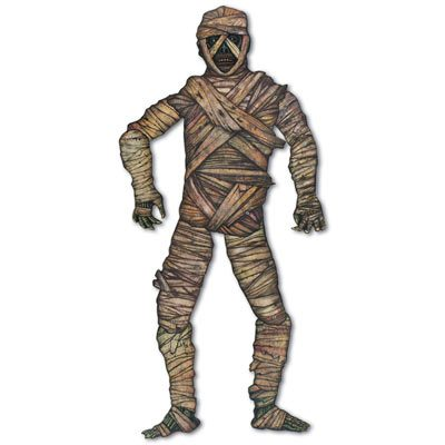 Jointed Mummy