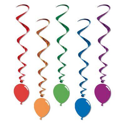 Balloon Whirls