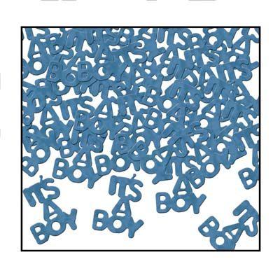 Its a Boy Fanci Fetti Confetti