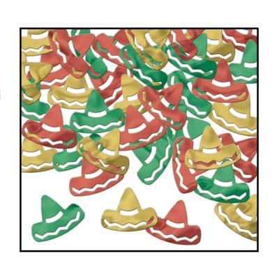 Fanci Fetti Sombreros Confetti