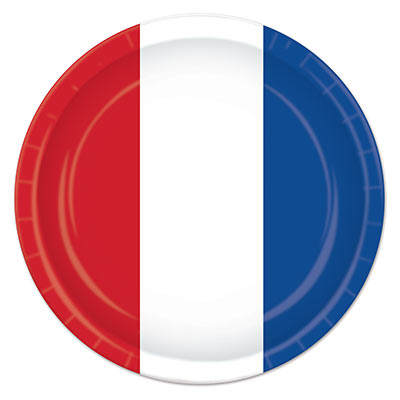 Red White Blue Napkins and Plates