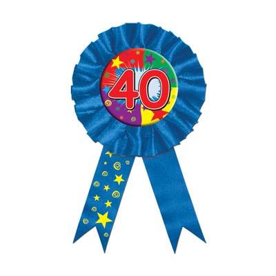 Award Ribbon by Age