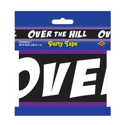 Over the Hill Party Tape