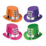 Fluorescent Hi Hats