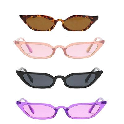 Skinny Retro Cat Sunglasses