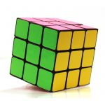 2 Inch Party Twistable Neon Puzzle Cube