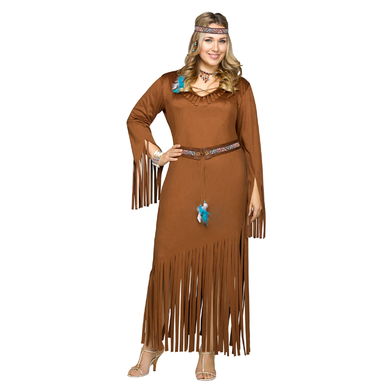 Country, Western, Cowboy, & Indian Costumes