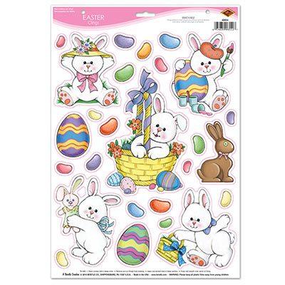 Easter Clings