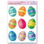 Easter Egg Clings