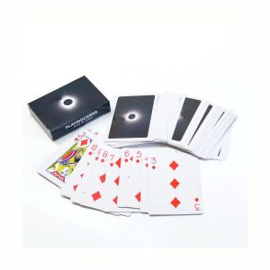 Party Solar Eclipse Playing Cards Deck