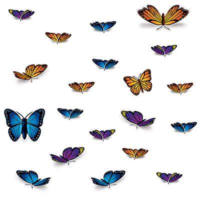 Butterfly Cutouts
