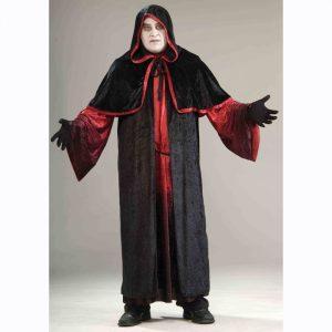 Devil demon robe