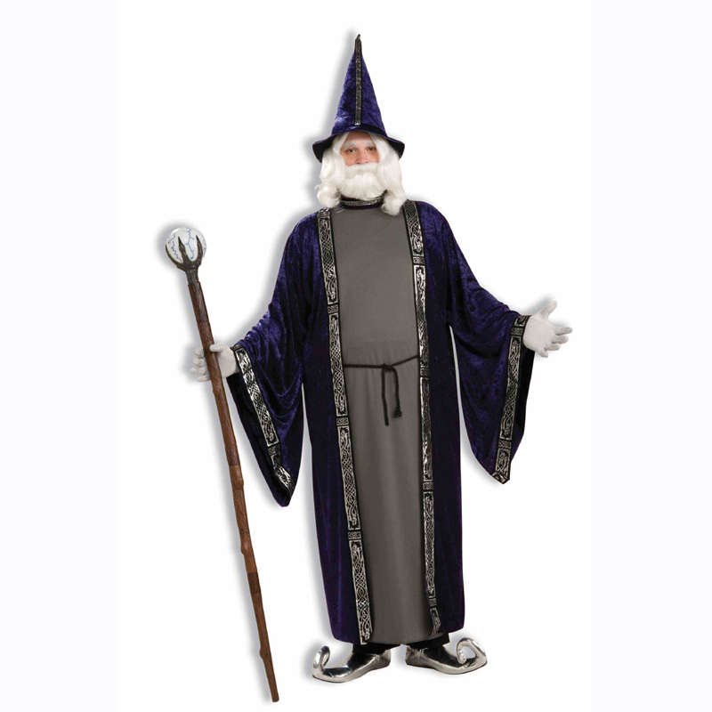 Adult wizard costume