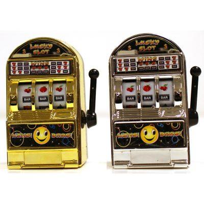 3 Inch Party Plastic Slot Machine Pencil Sharpener