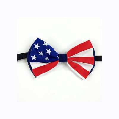 Costume Fabric Adjustable Tuxedo Bow Tie