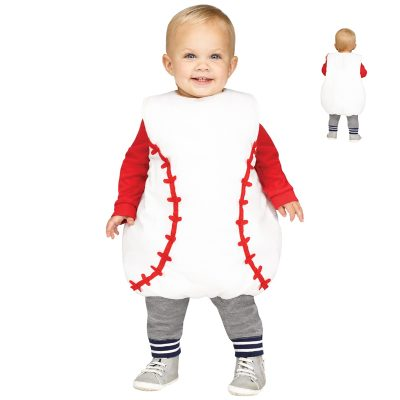 Infant - Toddler-Baseball tunic