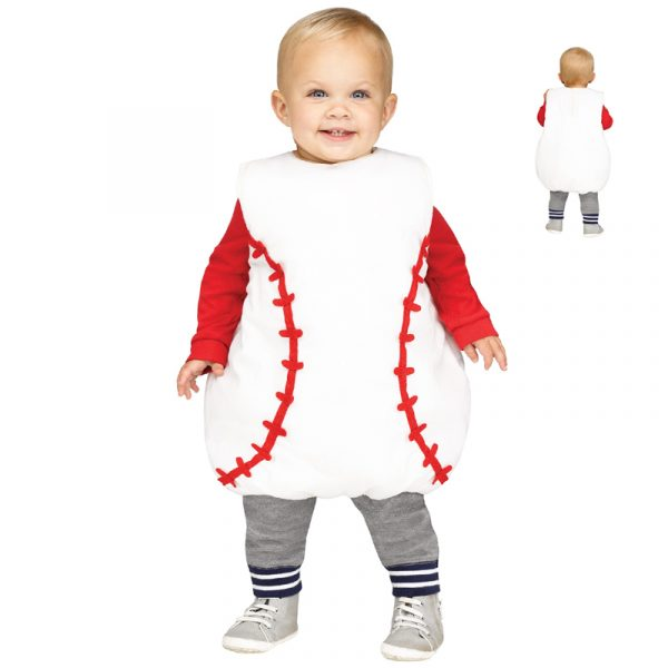 Infant - Toddler-Baseball tunic