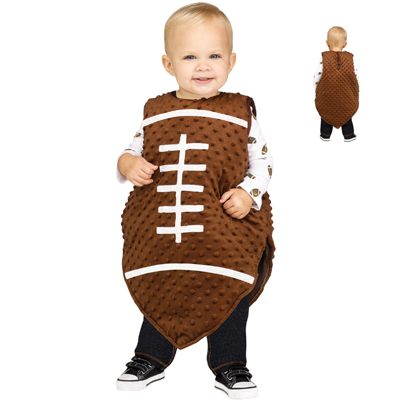 Infant - Toddler Football Tunic Halloween Costume