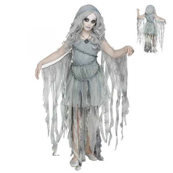 Enchanted Ghost Child Halloween Costume