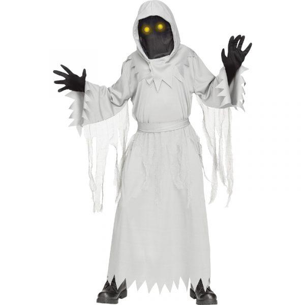 Fading Eye Ghost Phantom Child's Halloween Costume