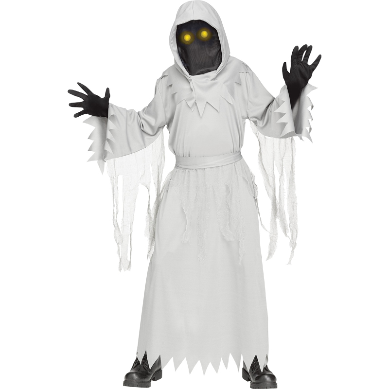 Fading Eyes Ghost Phantom Childu0027s Halloween Costume  sc 1 st  Cappelu0027s & Ghost Skeleton Witch u0026 Wizard Childrenu0027s Costumes - Cappelu0027s