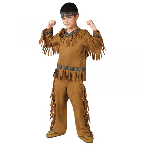 Native American Indian Boy Halloween Costume