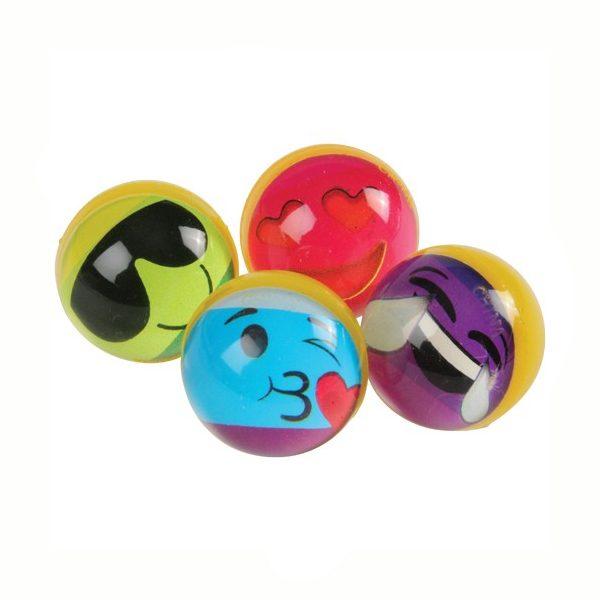 32 mm Party Emoji Super Balls