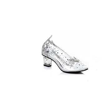 Cinderella Slipper Clear