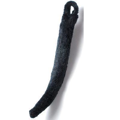 Costume Black Plush Cat Mouse Tail