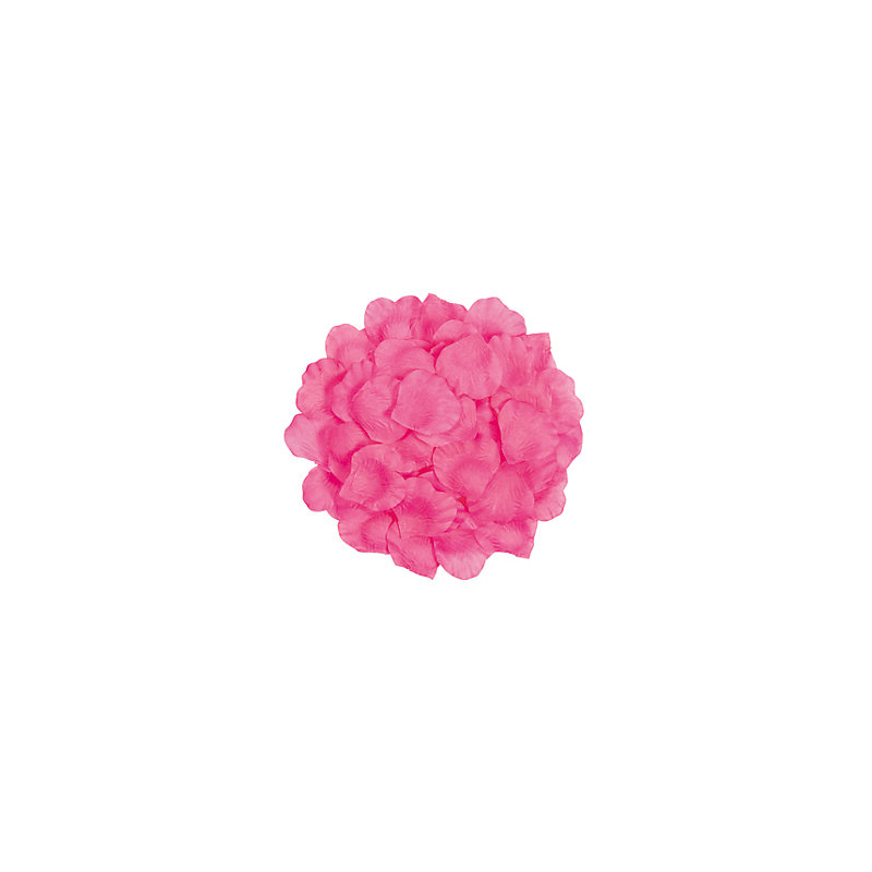 Buy silk rose petals crafting supplies pink and hot pink cappels silk rose petals mightylinksfo
