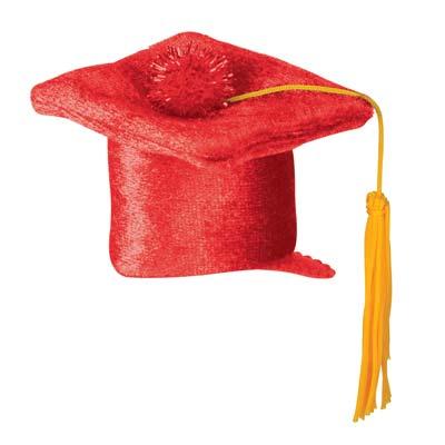 Grad Cap Hair Clip