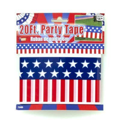 Patriotic Party Tape