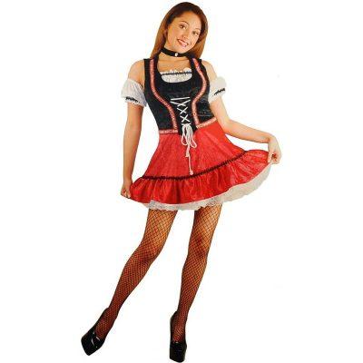 Beer Garden Girl Oktoberfest Costume