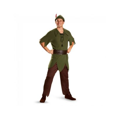 Peter Pan XL Adult Halloween Costume