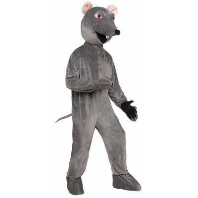 Rat Mascot