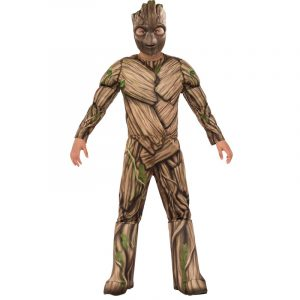 Groot Guardians of the Galaxy vol. 2 Child Costume.