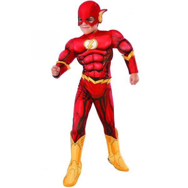 The Flash Halloween Costume Child Size