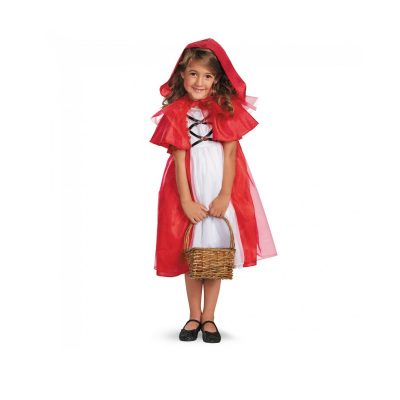 Childs Red Riding Hood Halloween Costume