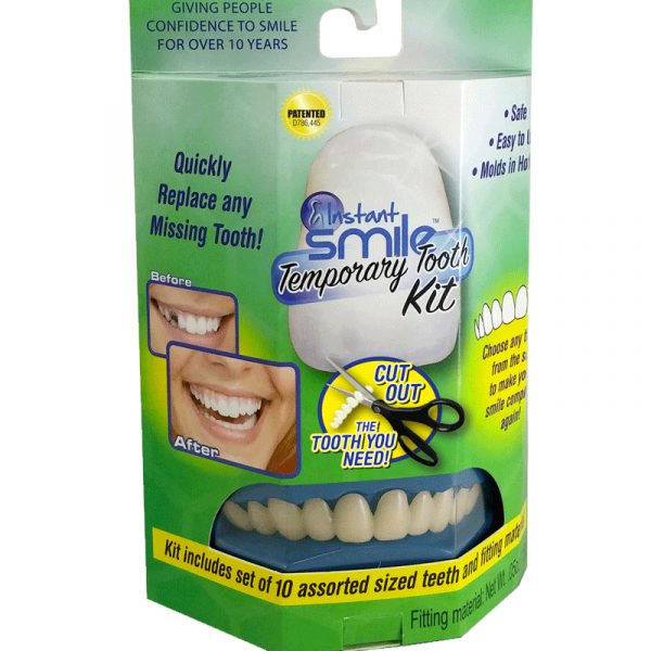 Costume Instant Smile Temporary Tooth Kit
