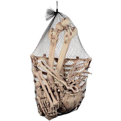 Plastic Skeleton Bag of 13 bones