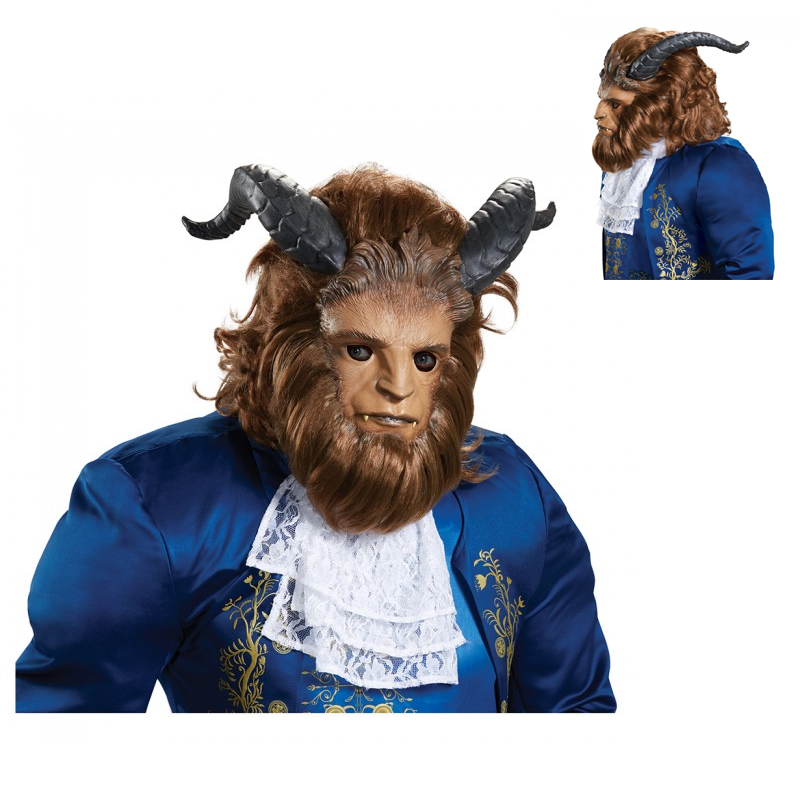 Beast Mask - Beauty and the Beast