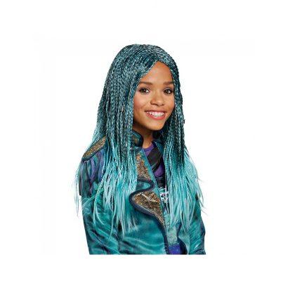 Descendants 2 Uma Wig