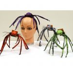 Lace Fabric Spider Headband